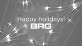 Happy holidays from the BRG!