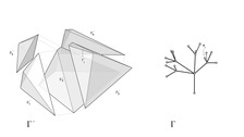 Three-dimensional polyhedral reciprocal diagrams