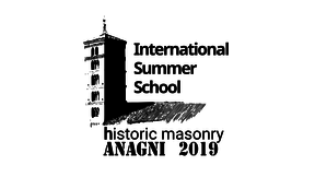 Historic Masonry Structures - International Summer School, Anagni, Italy, 2019